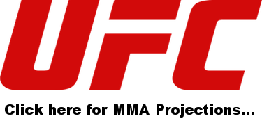 MMA Projections Logo